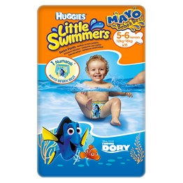 Huggies Little Swimmers Mayo Bebek Bezi 12-18 Kg