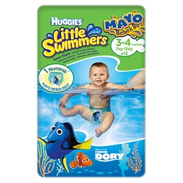Huggies Little Swimmers Mayo Bebek Bezi 7-15 Kg