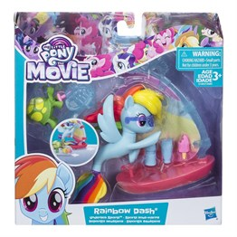 My Little Pony Deniz Altı Pony Oyun Seti Rainbow Dash C0682-E1002