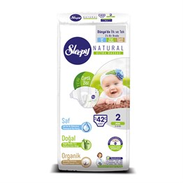 Sleepy Bebek Bezi 2 Beden Mini 42li 3-6KG