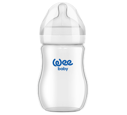 Wee Baby 145 Natural Cam Biberon 250 ml